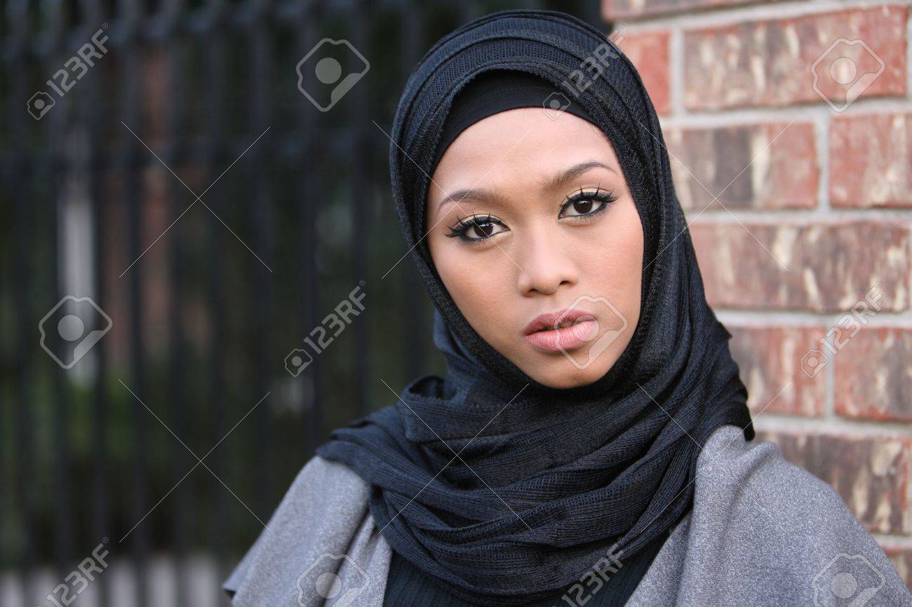 Muslim Girl Stock Photo - 2005497