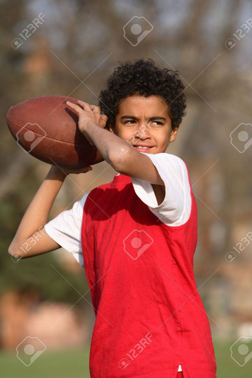 African American Boy Stock Photo - 2995365