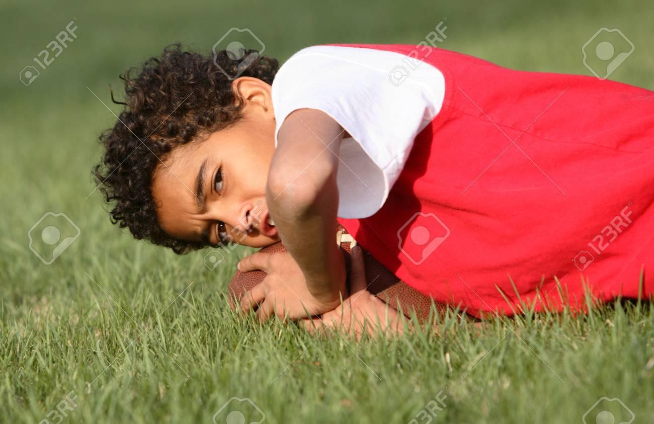 African American Boy Stock Photo - 2998910