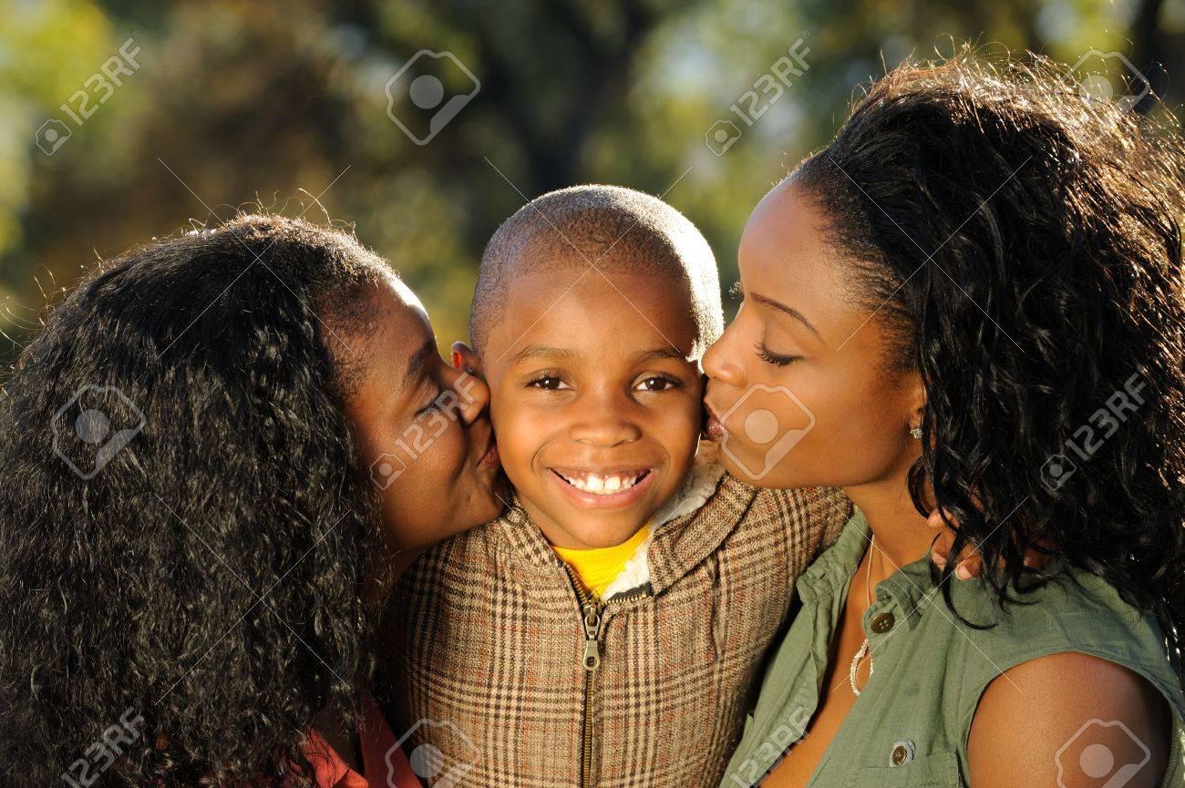 Happy Family Stock Photo - 5770837