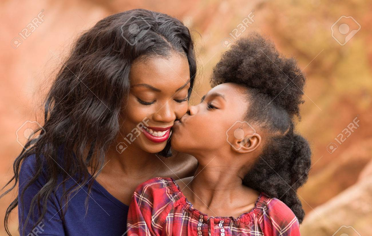 Happy Mother and Child spending time together - 47688337
