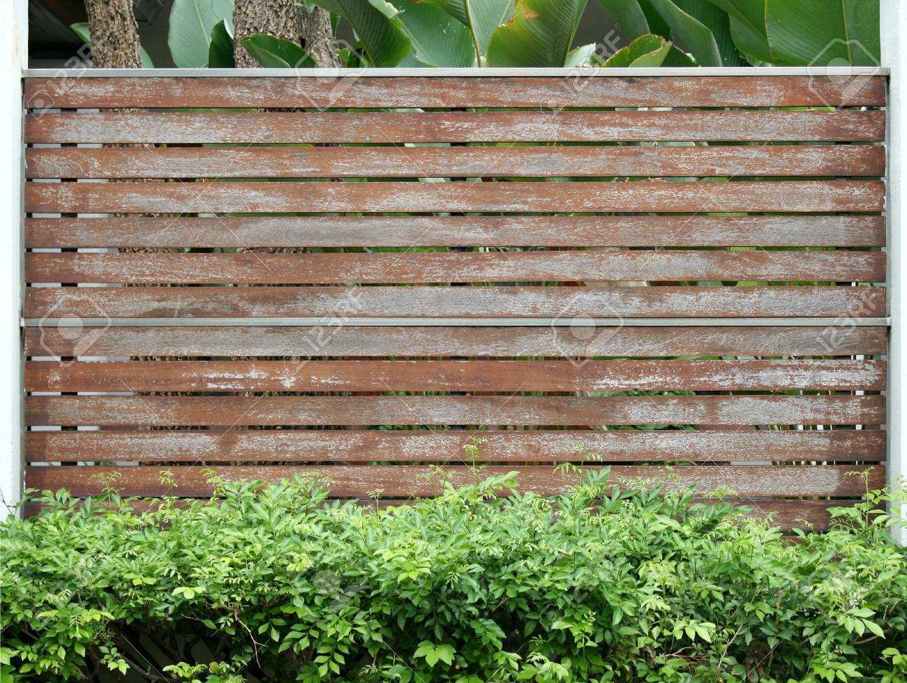 Alte Holzerne Braunen Zaun Wand Textur Als Hintergrund Lizenzfreie