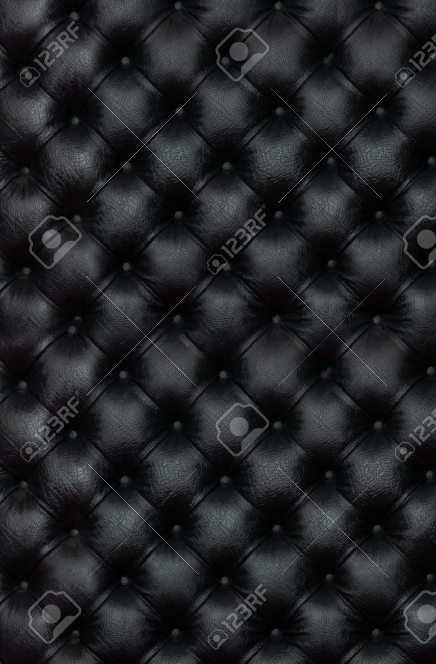 Picture Of Black Genuine Leather Wallpaper Stock Photo, Picture ...