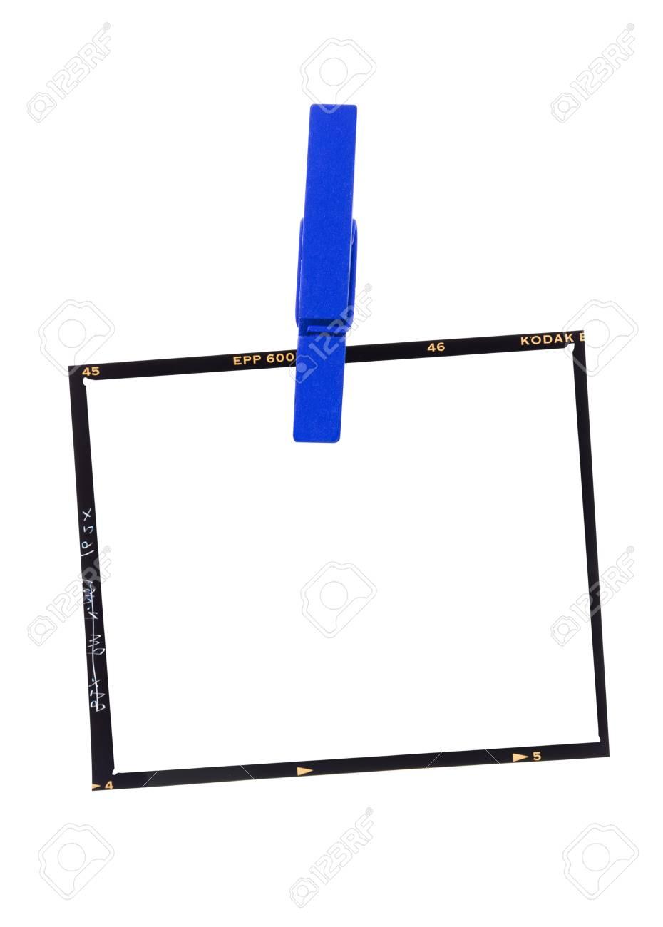 Film-Grenzen, Blank Mittelformat (6x6) Farbfilm Rahmen Mit ...