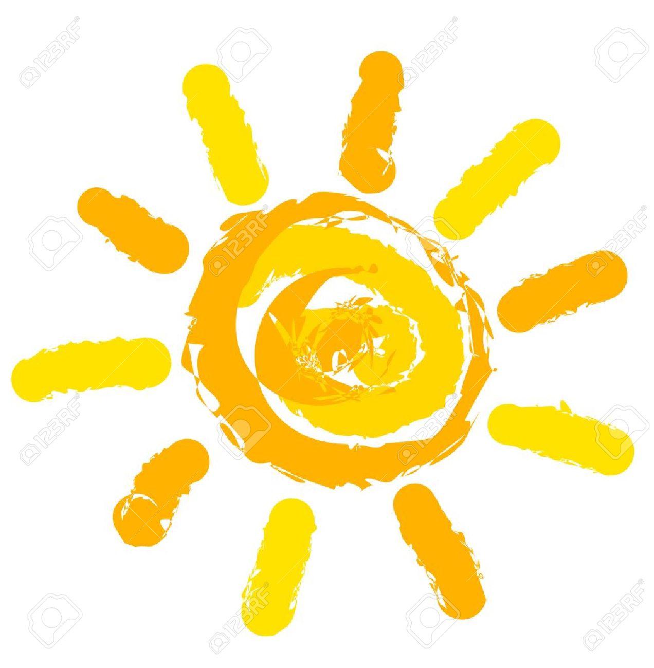 sun symbol illustration royalty free cliparts vectors and stock rh 123rf com