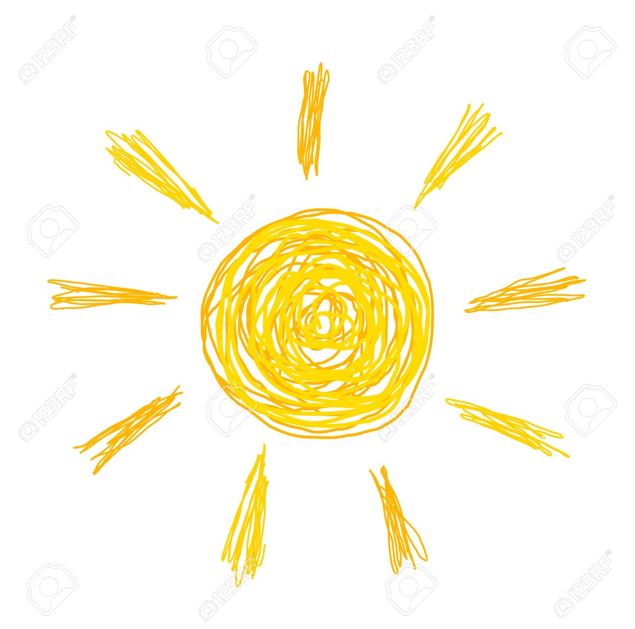 Uncategorized Drawing The Sun doodle sun drawing vector illustration royalty free cliparts stock 21137385