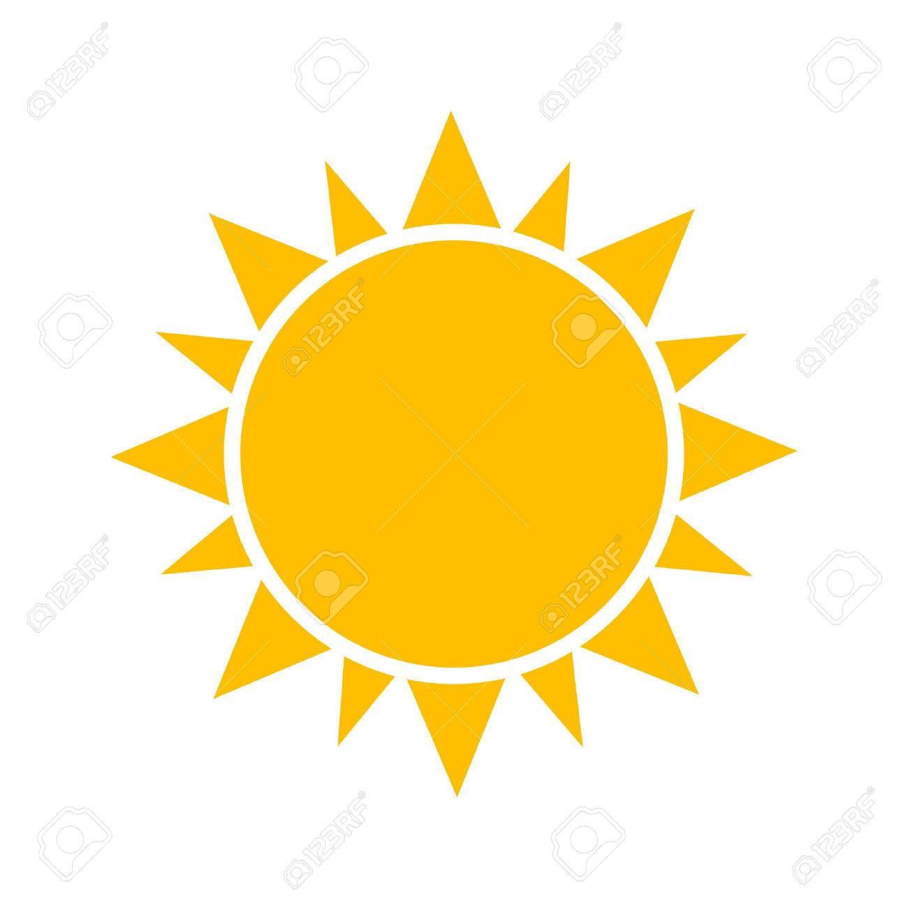 Sun icon. - 56783002