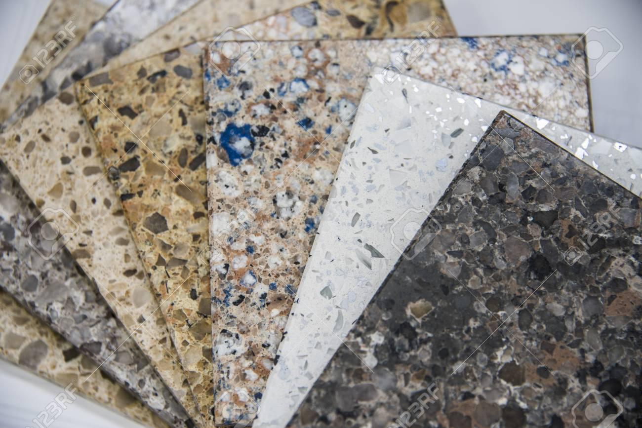 kche und bad zhler stein muster farben standard bild 68257066 - Bad Muster