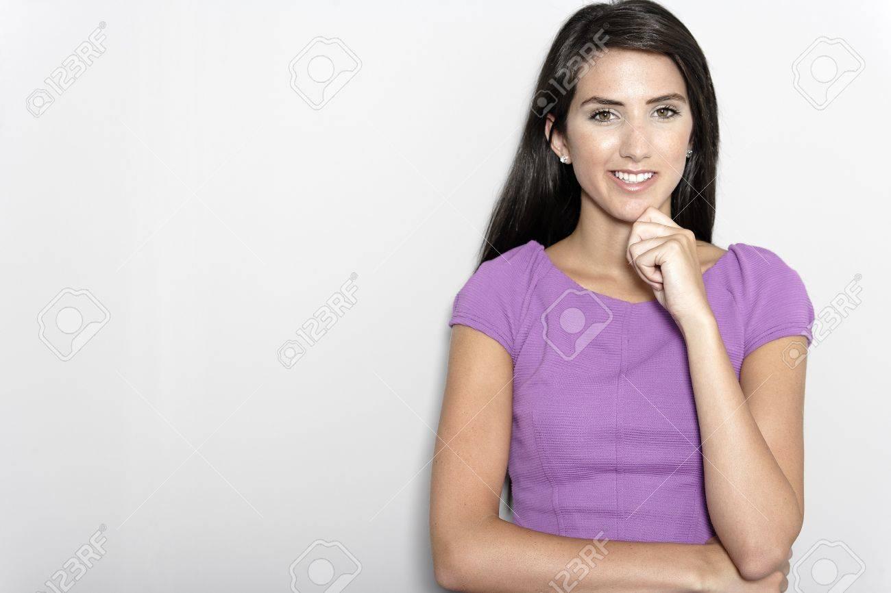 Que Vestido Púrpura En Trabaja Mujer Profesional Corporativo eoQCrdxBW