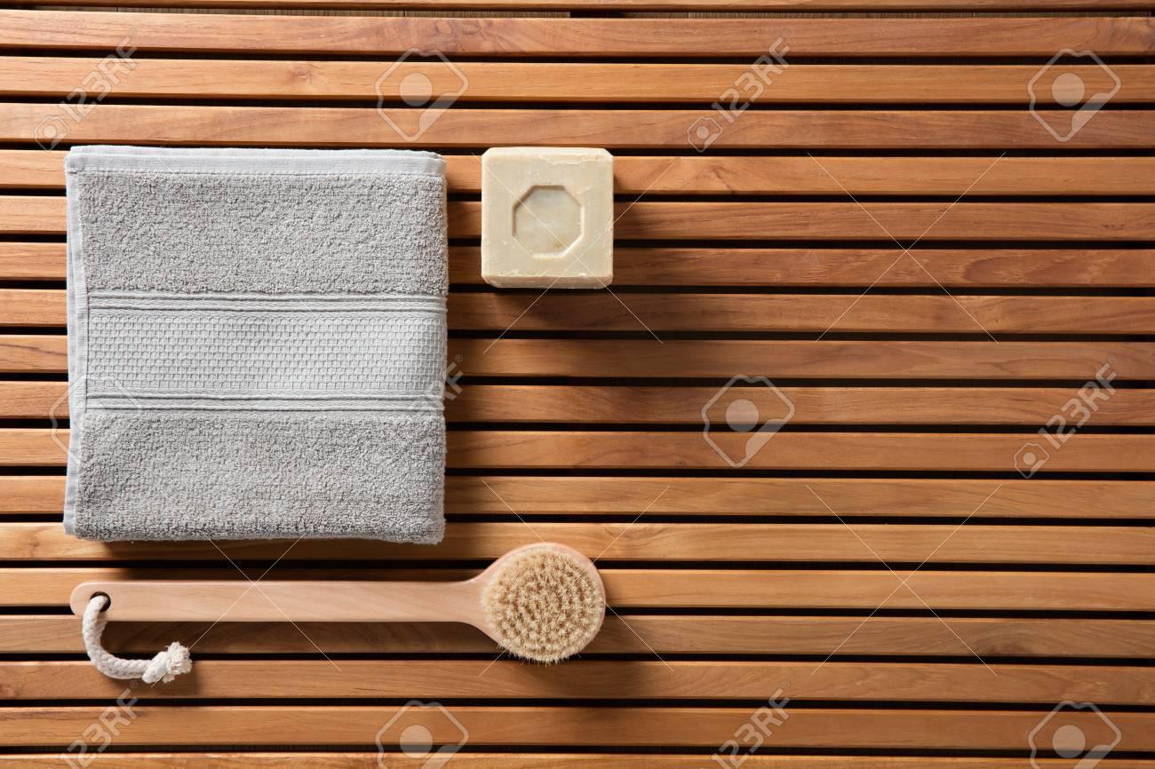 Nature Morte Pour Douche Ecologique Hygiene Bain Spa Durable Ou