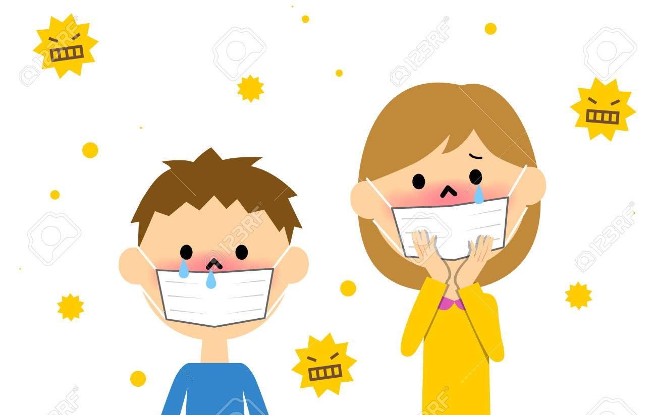 子供 花粉 症