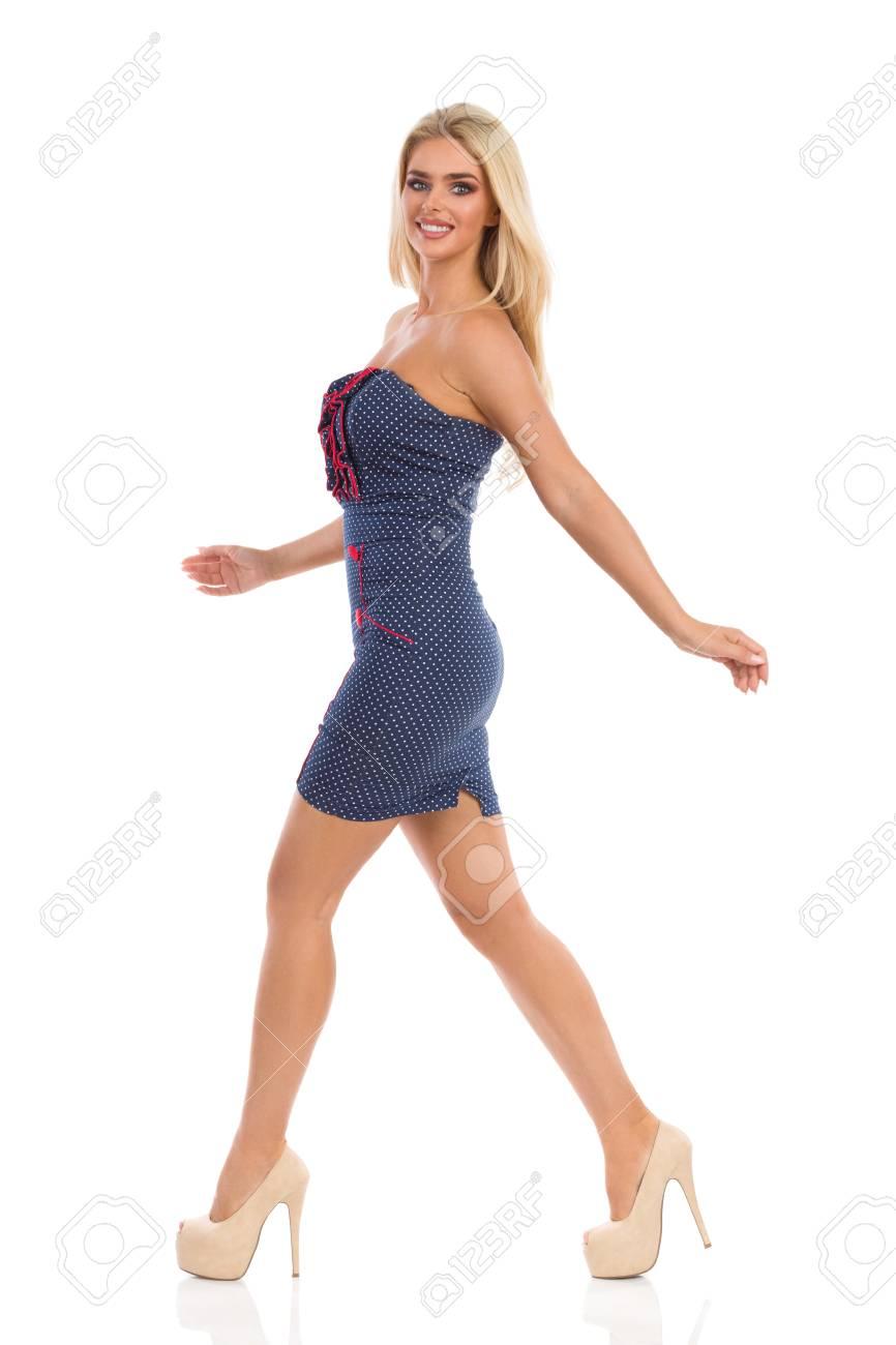 Dress And High Heels