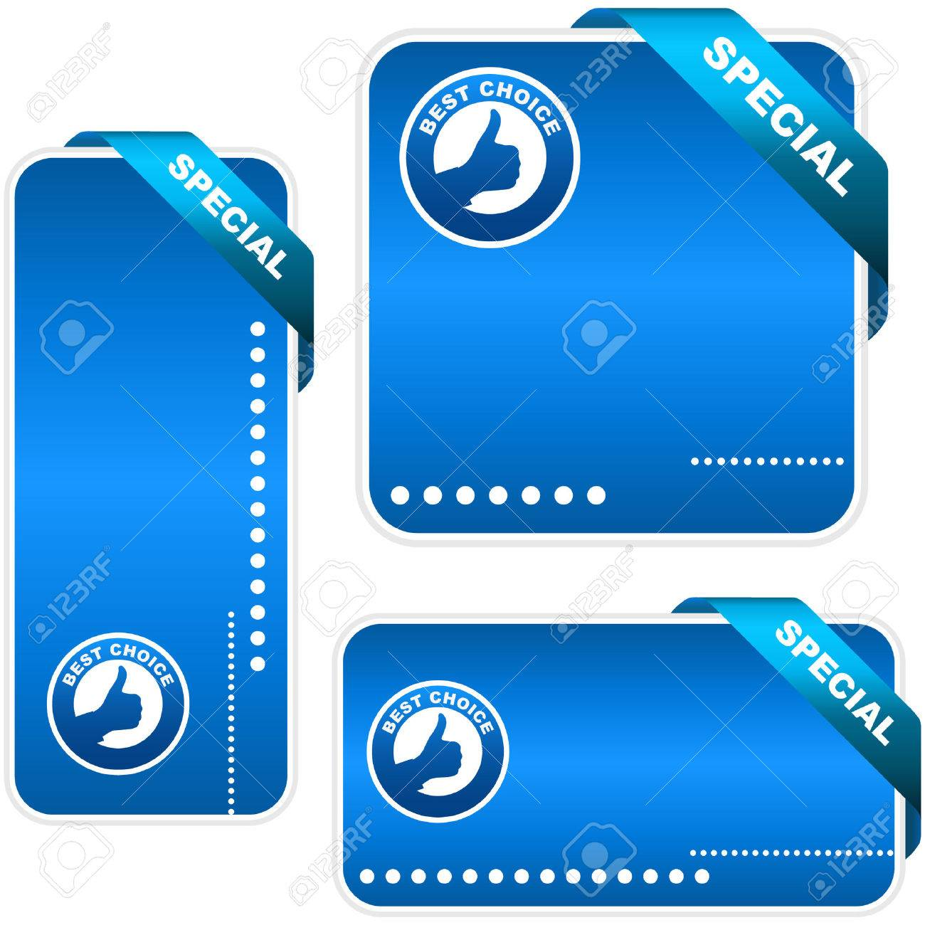 Vector banners for sale Stock Vector - 6084943