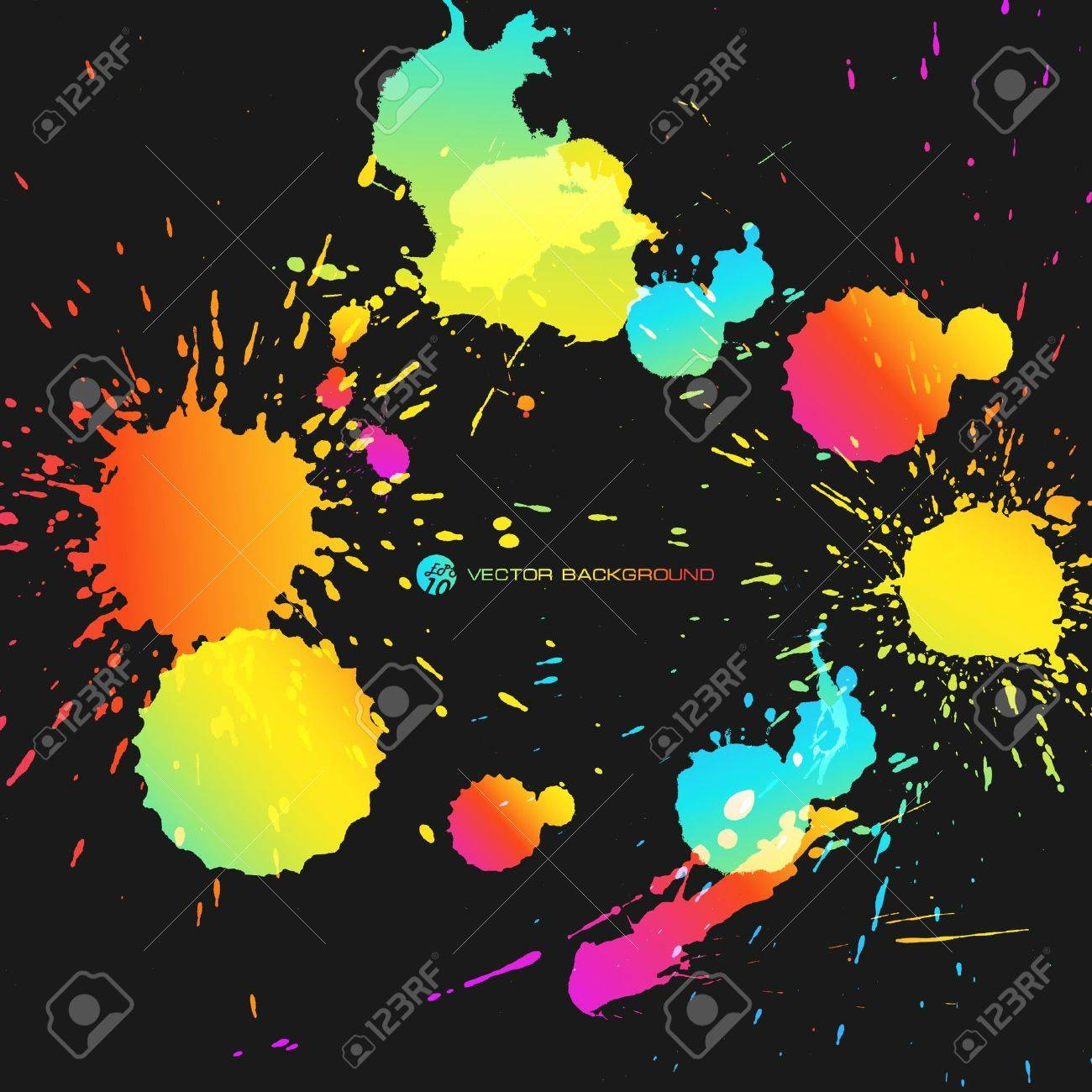 Colorful abstract background. EPS10 Stock Vector - 7587343