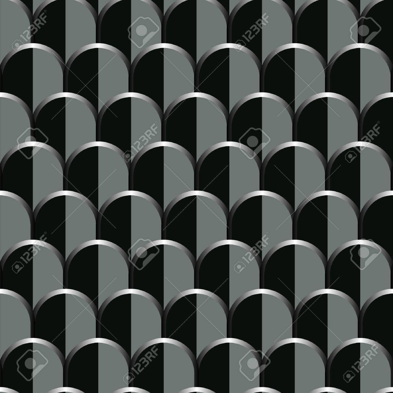 Seamless plate. Vector illustration. Stock Vector - 9039100