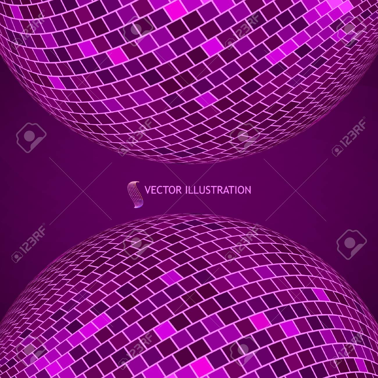 Abstract background Stock Vector - 9023977