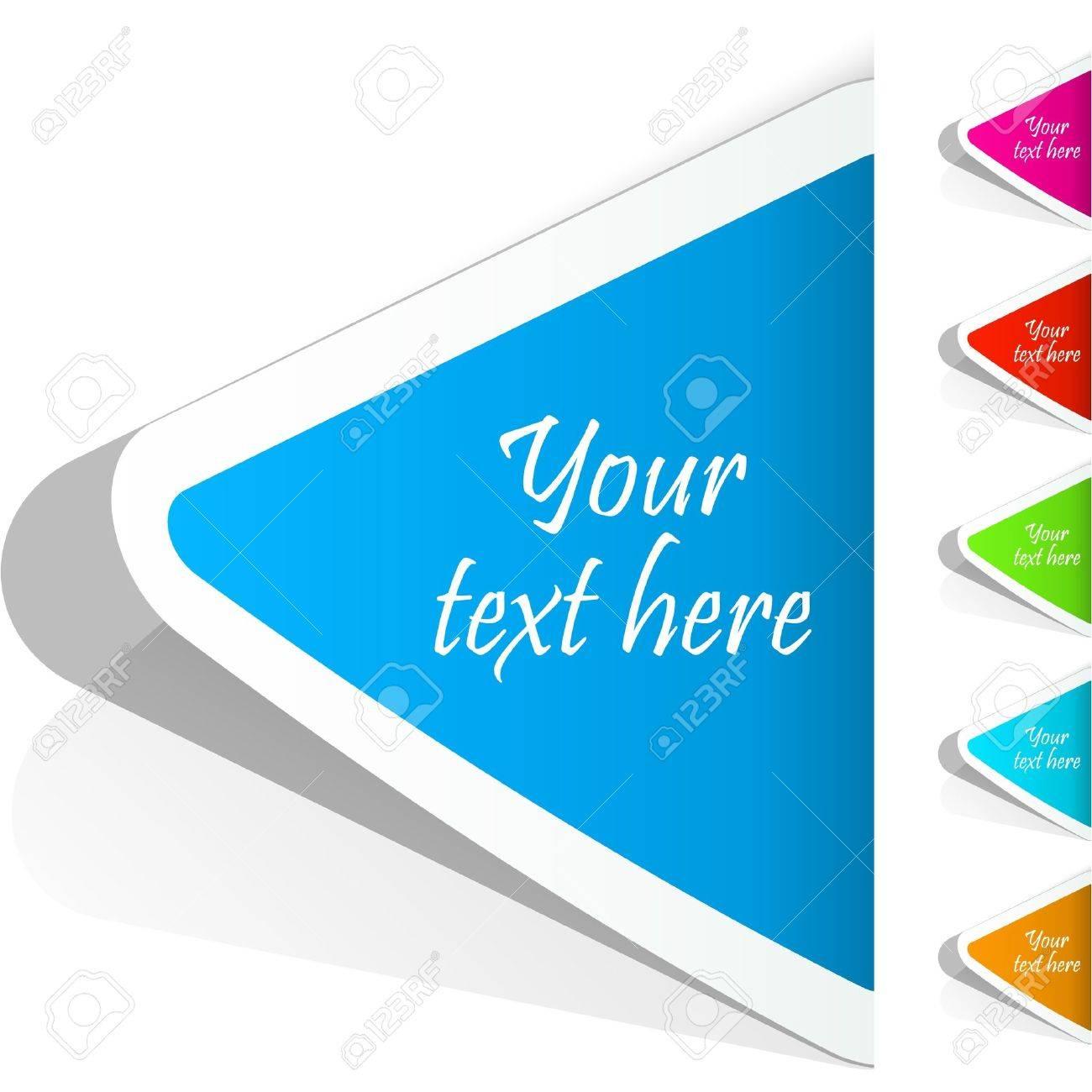 Various sale design elements Stock Vector - 8954284