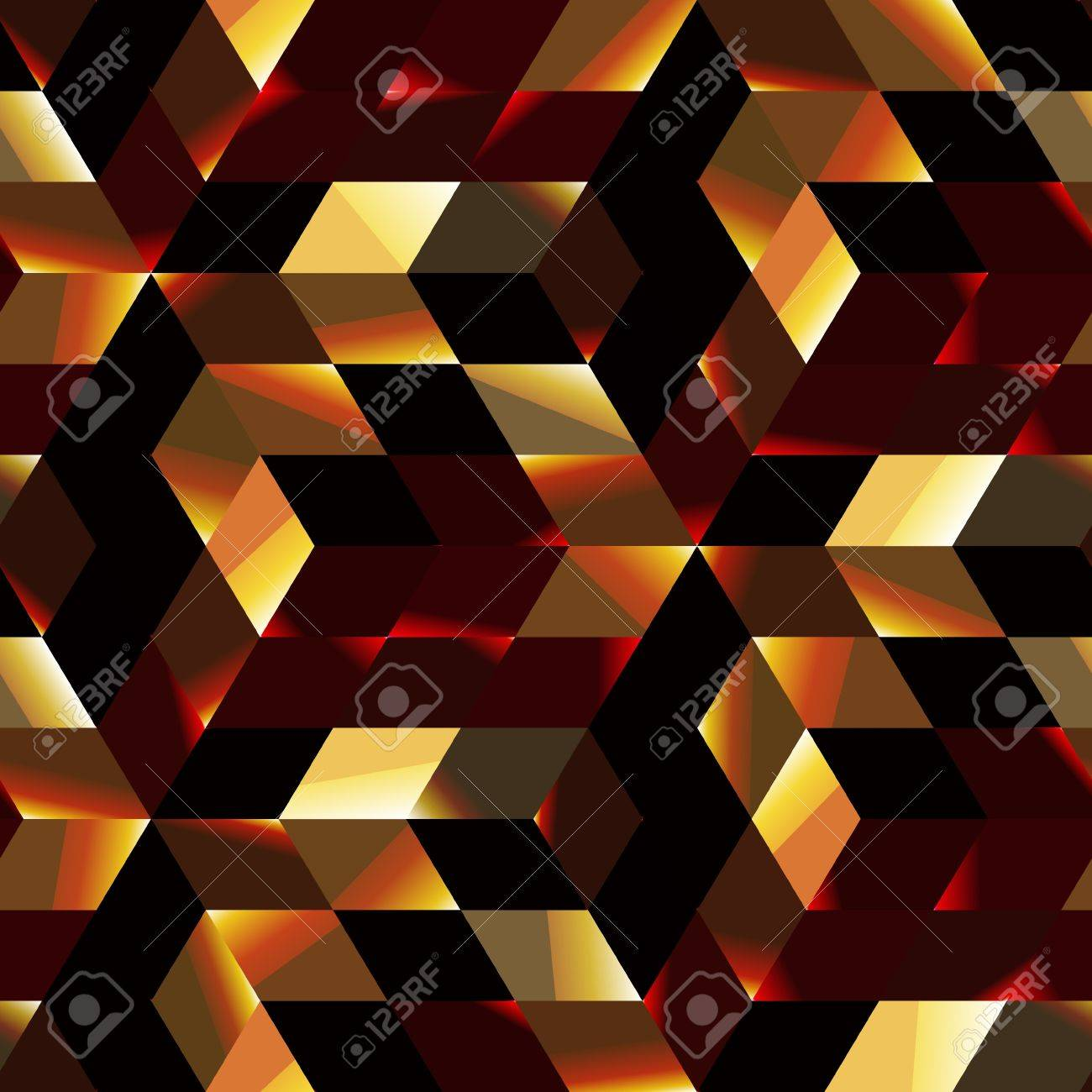Seamless mosaic pattern Stock Vector - 16112834