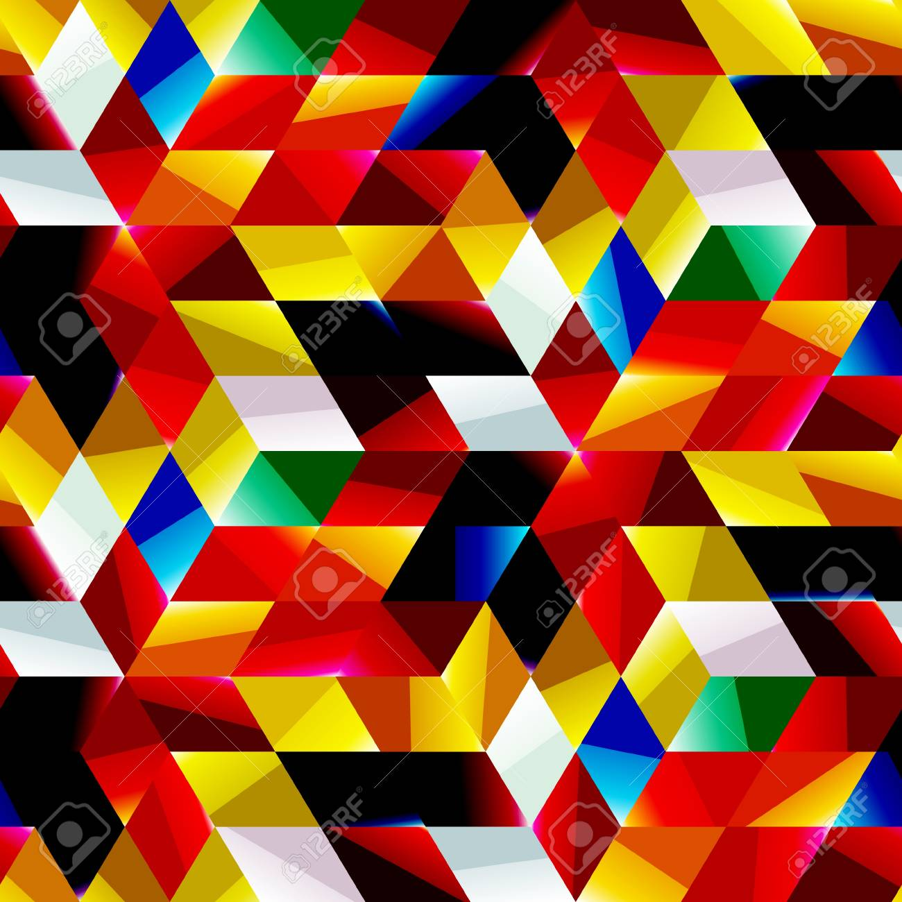 Seamless abstract pattern Stock Vector - 16707094