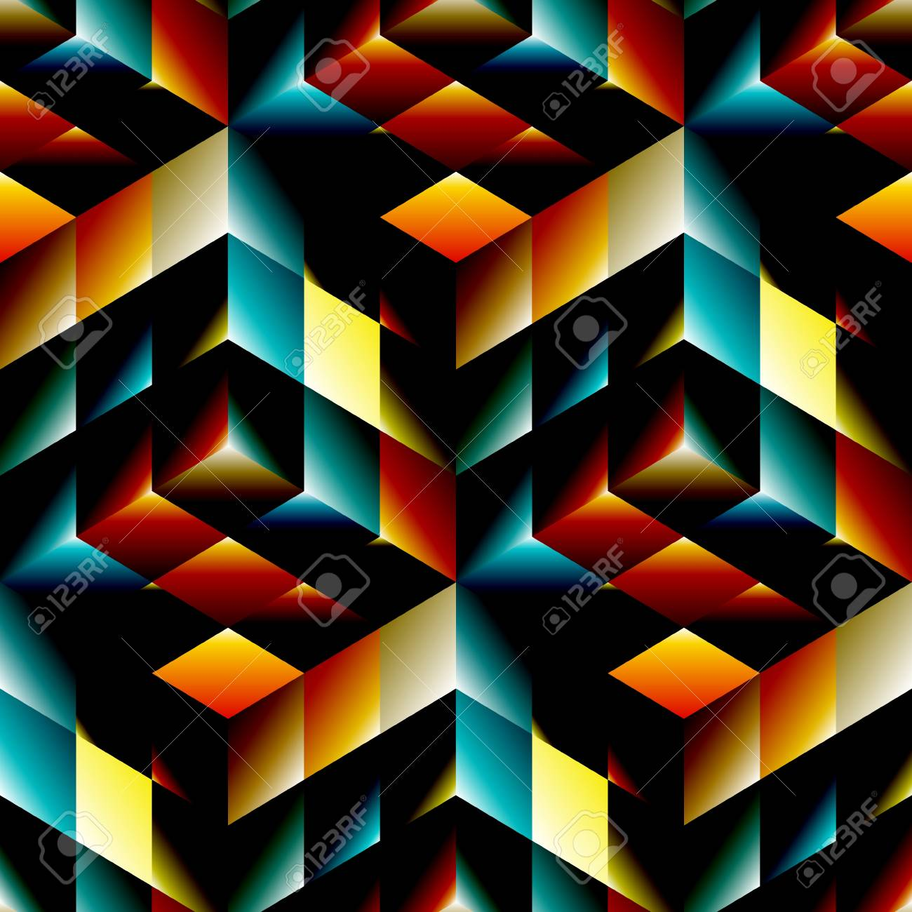 Seamless mosaic pattern Stock Vector - 19992238