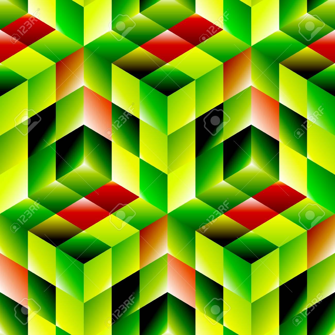 Seamless mosaic pattern Stock Vector - 19993650
