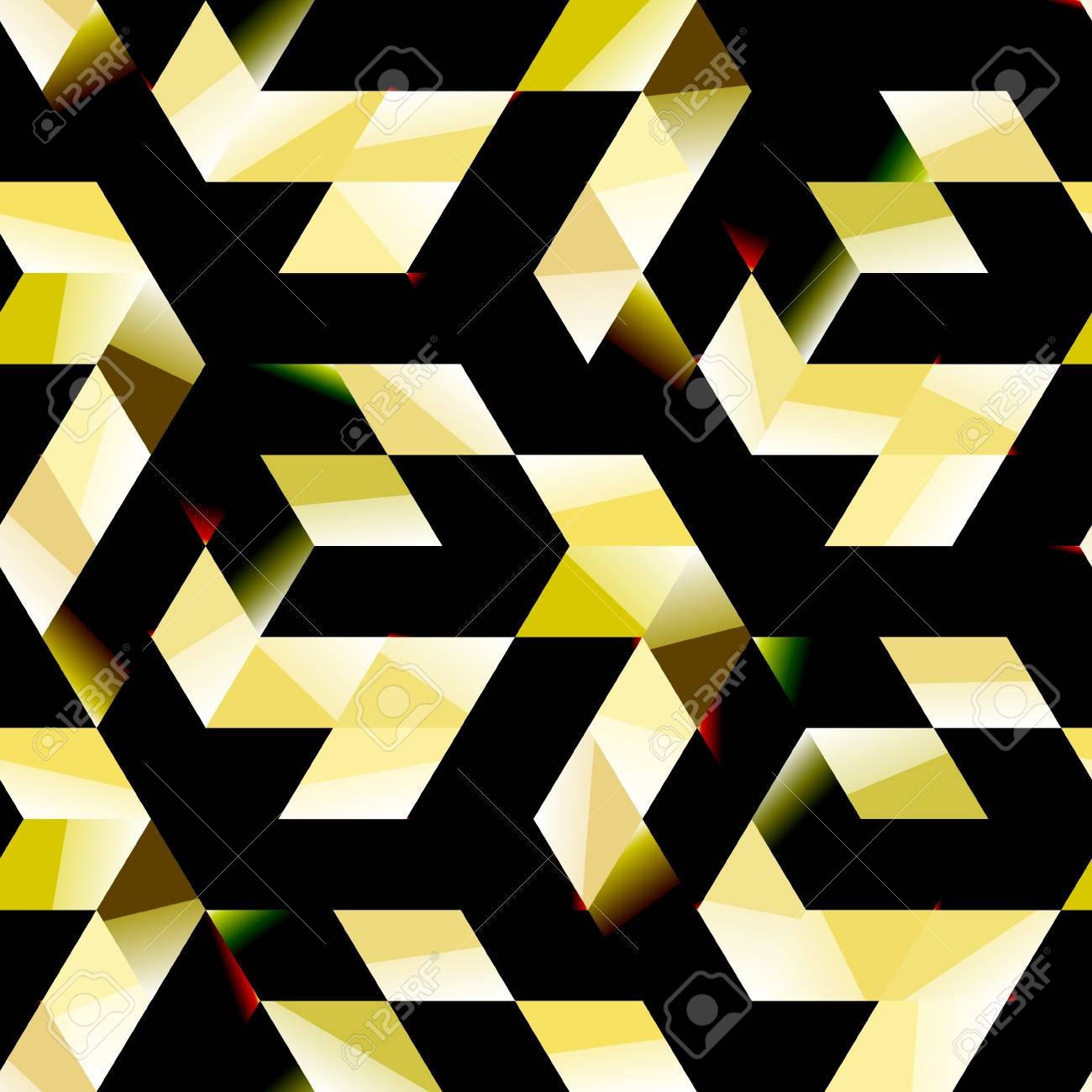 Seamless abstract pattern Stock Vector - 17393486
