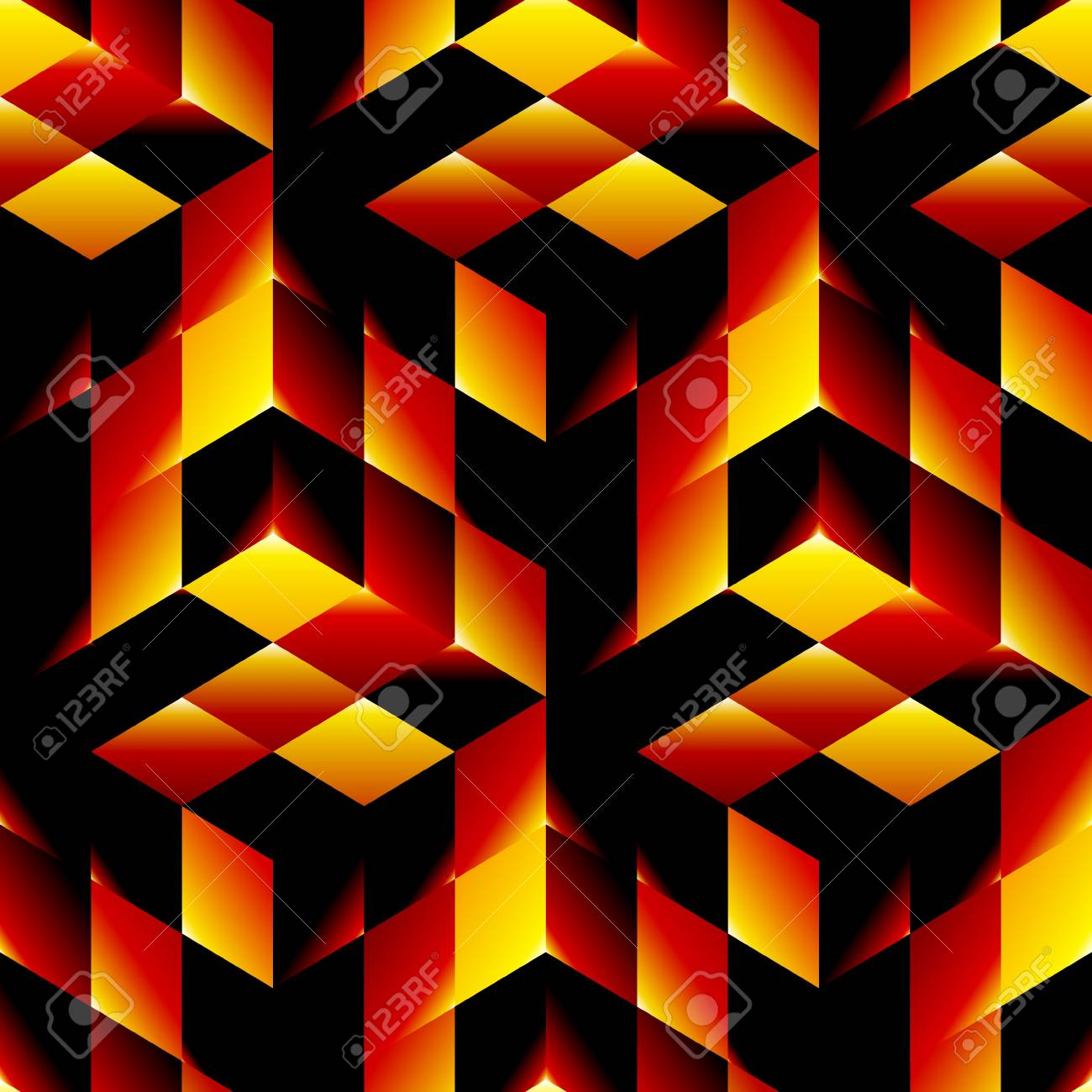 Seamless mosaic pattern Stock Vector - 20003143