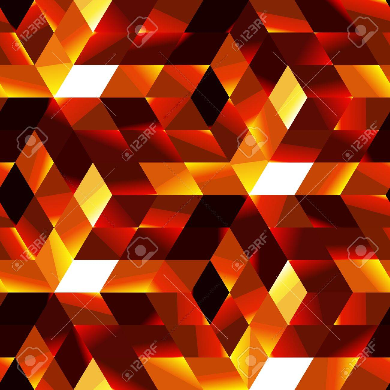 Seamless abstract pattern Stock Vector - 16630074