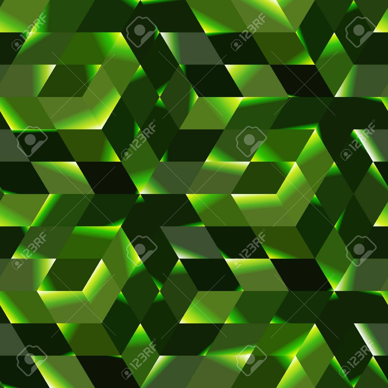 Seamless abstract pattern Stock Vector - 16630072
