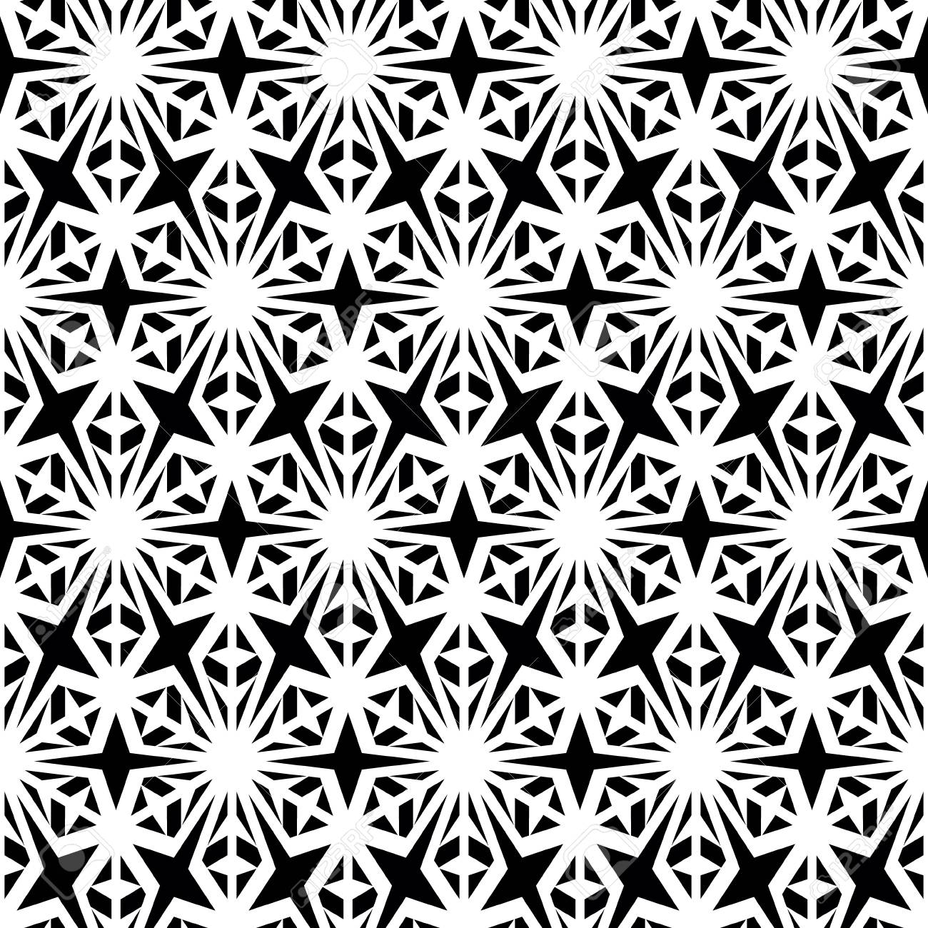Seamless abstract pattern Stock Vector - 16423100