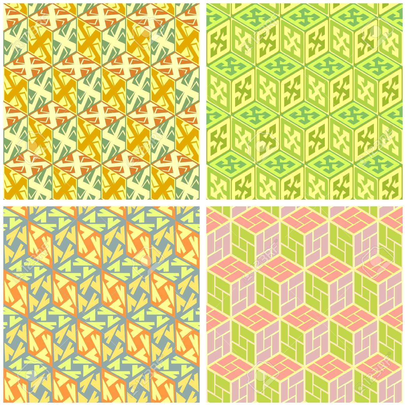 Seamless pattern Stock Vector - 17383785
