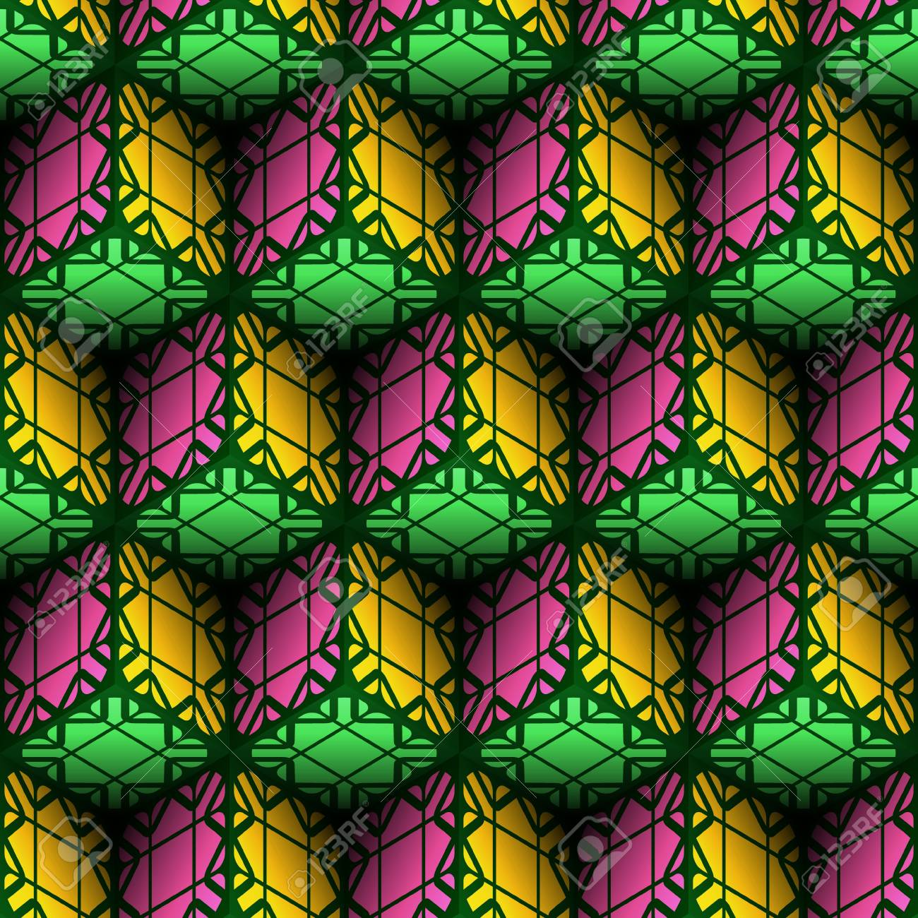 Seamless pattern Stock Vector - 16496562