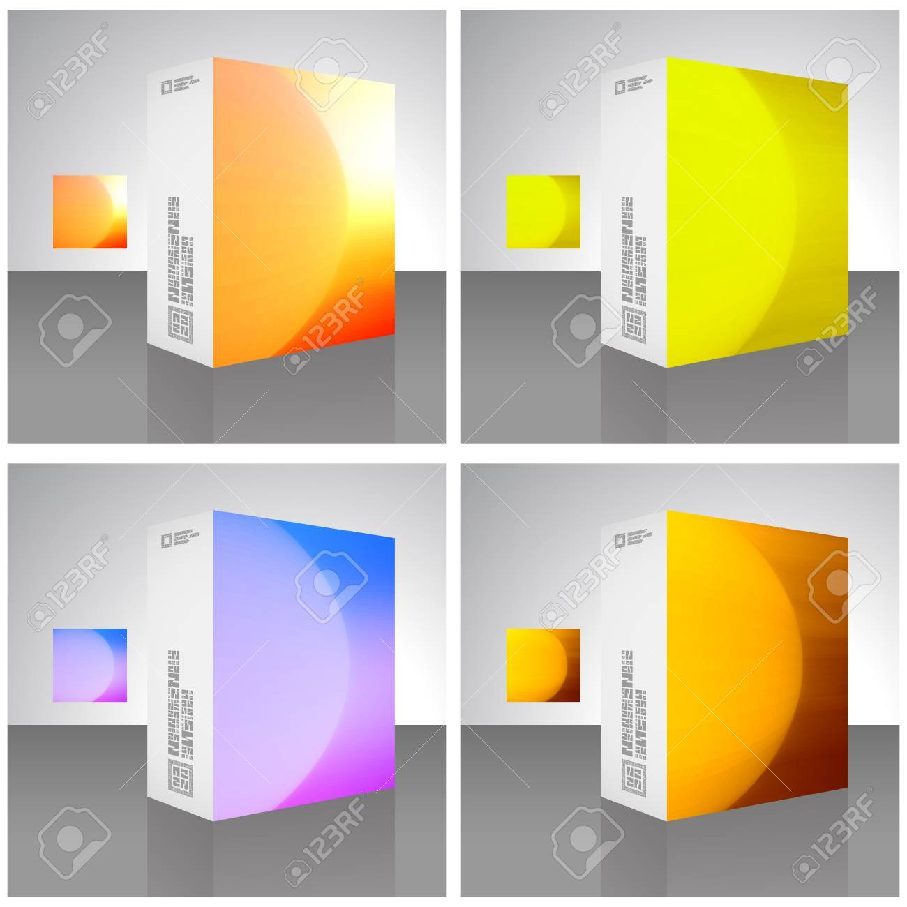 packaging box Stock Vector - 16507648
