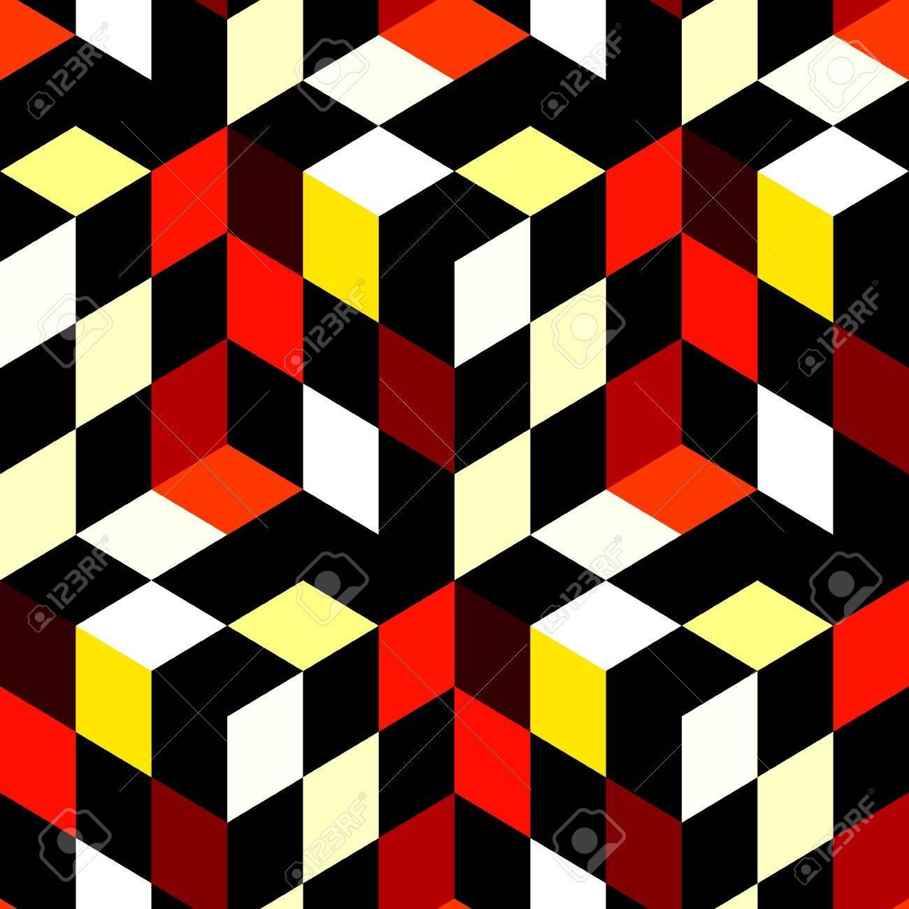 Seamless mosaic pattern Stock Vector - 16706964