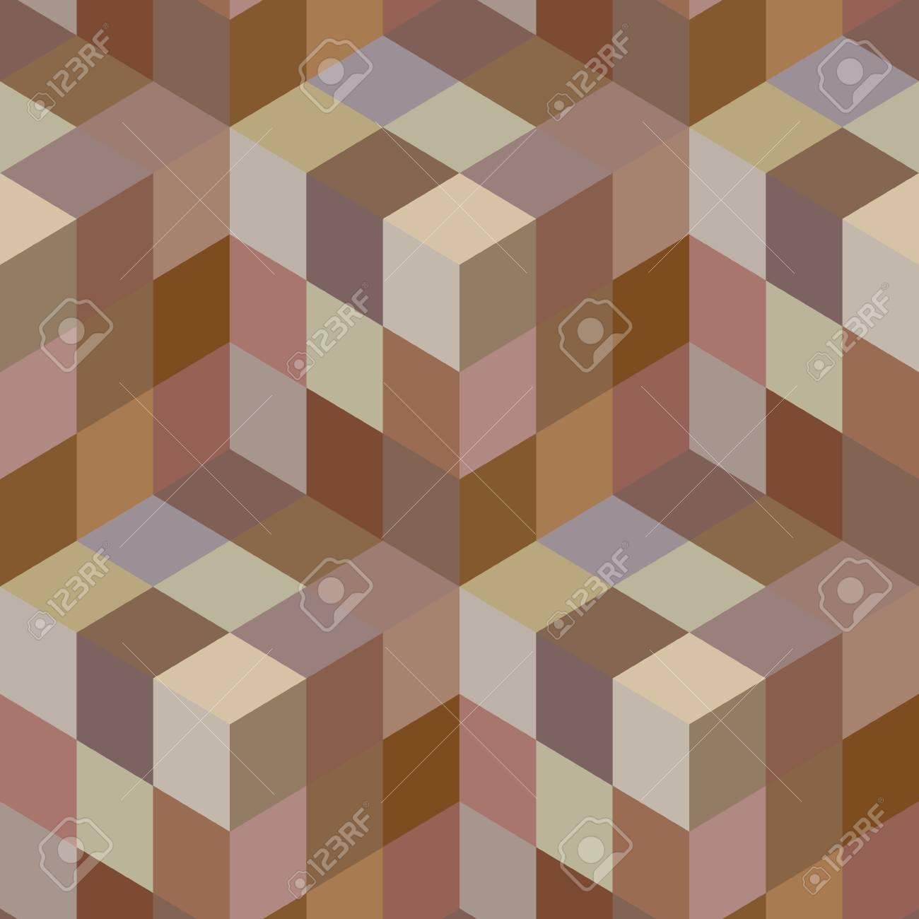Seamless mosaic pattern Stock Vector - 19992447