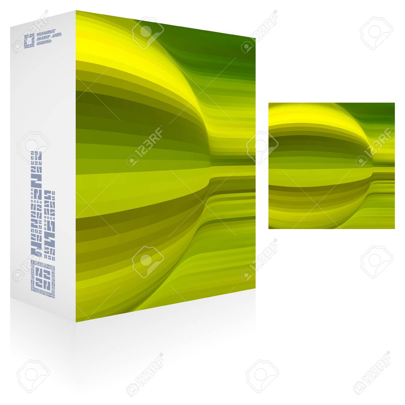 Packaging box Stock Vector - 16706985