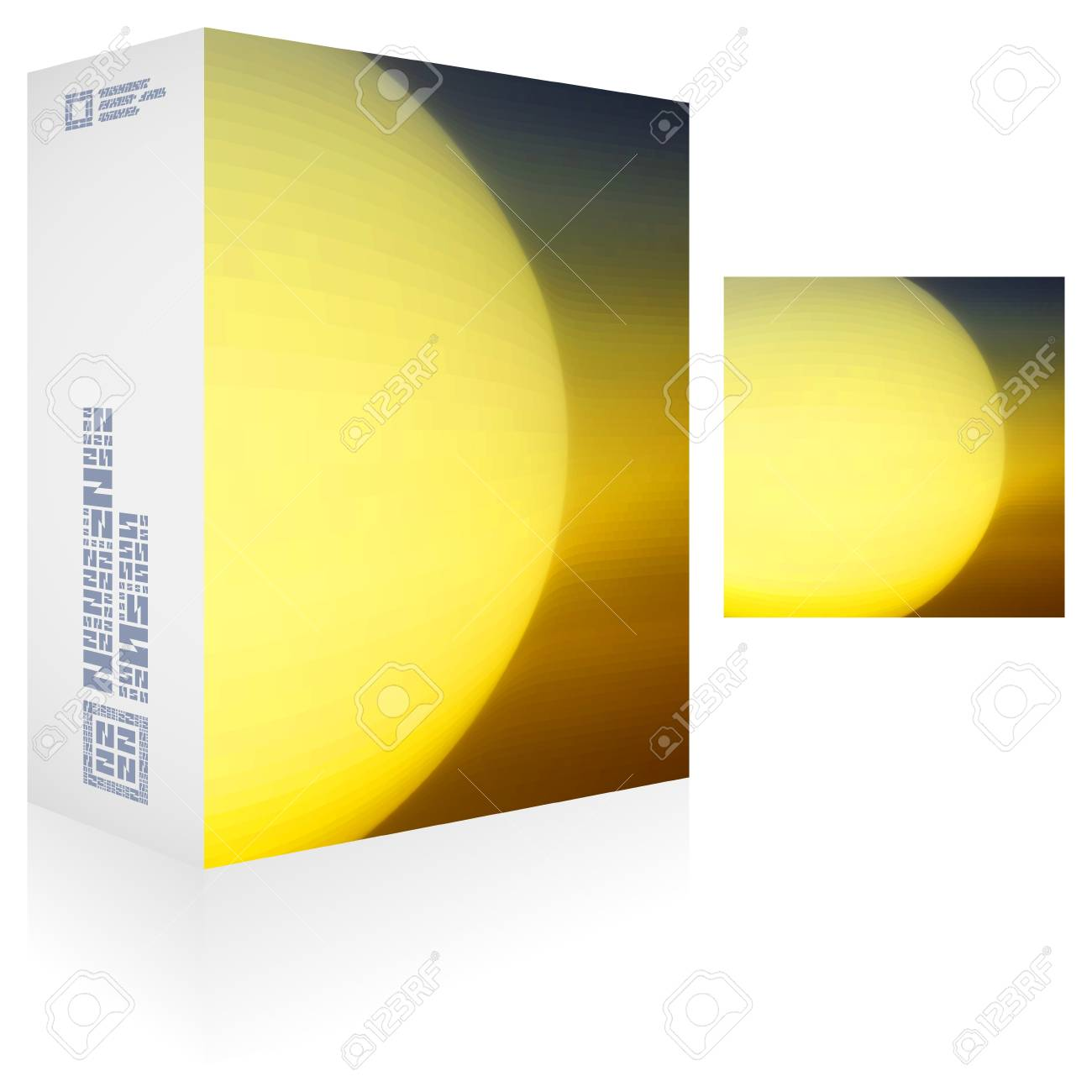 Packaging box Stock Vector - 18486573