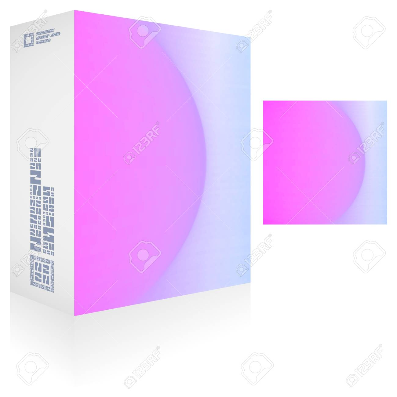 Packaging box Stock Vector - 17443444