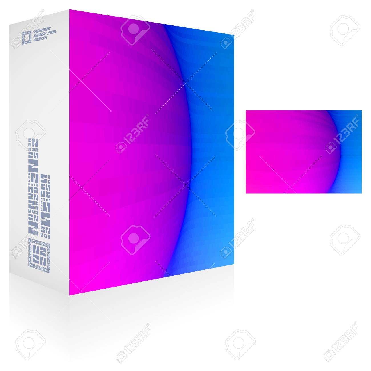 Packaging box Stock Vector - 17443427