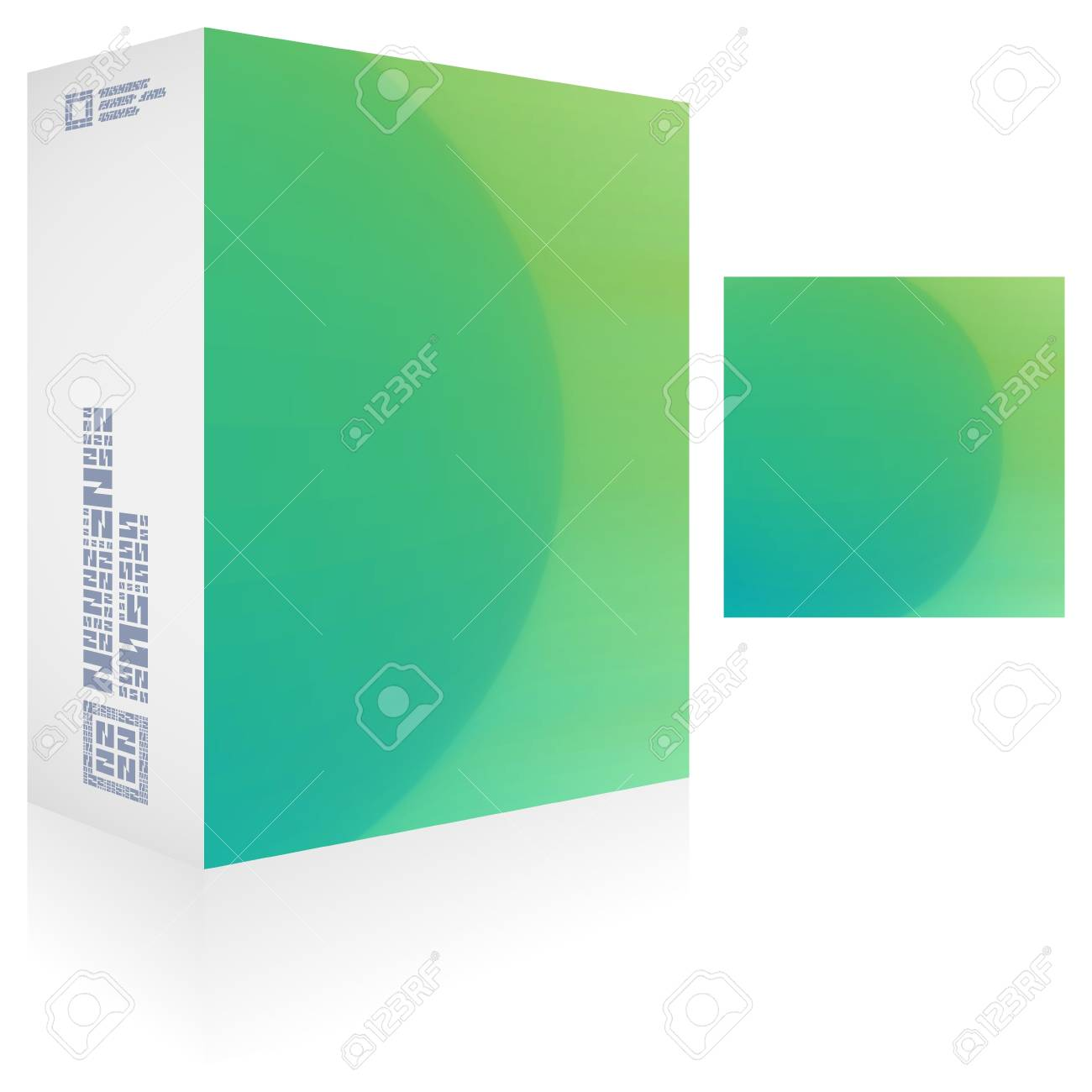Packaging box Stock Vector - 17443470