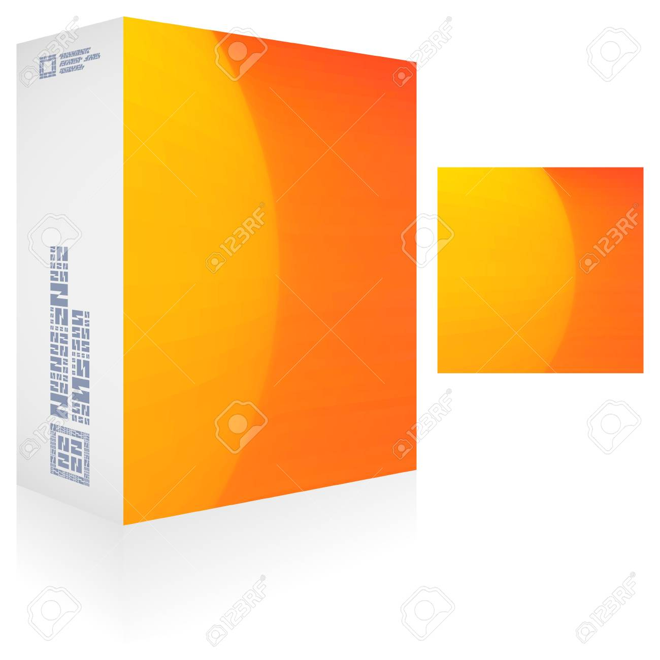 Packaging box Stock Vector - 18485626