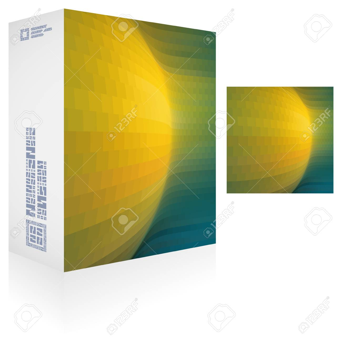 Packaging box Stock Vector - 18434515