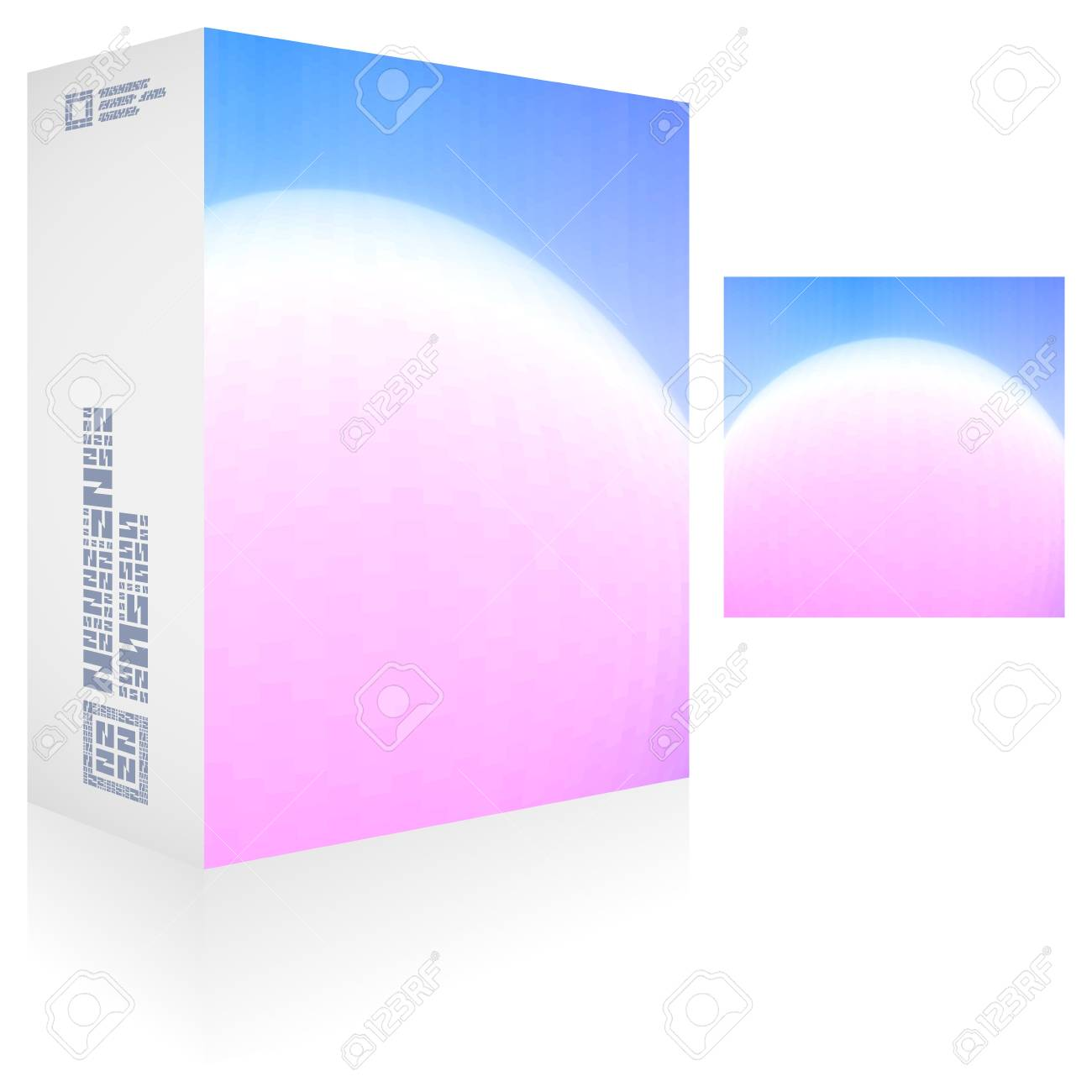 Packaging box Stock Vector - 18434573