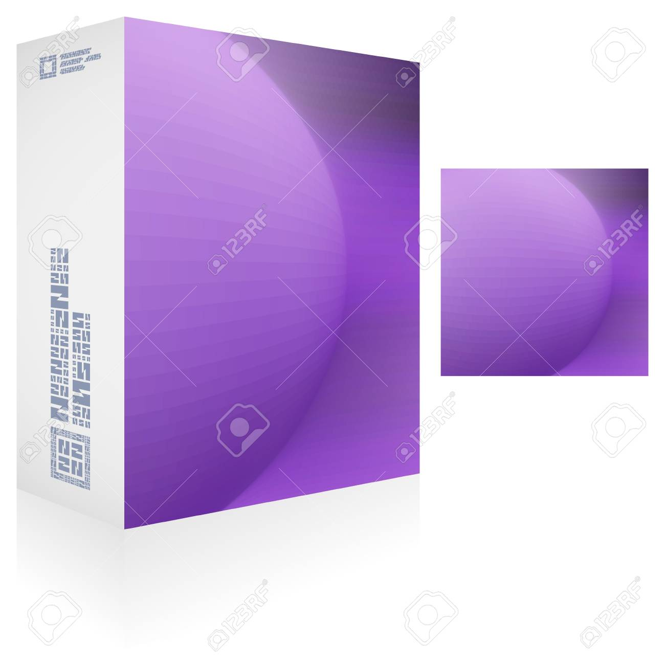 Packaging box Stock Vector - 18748563