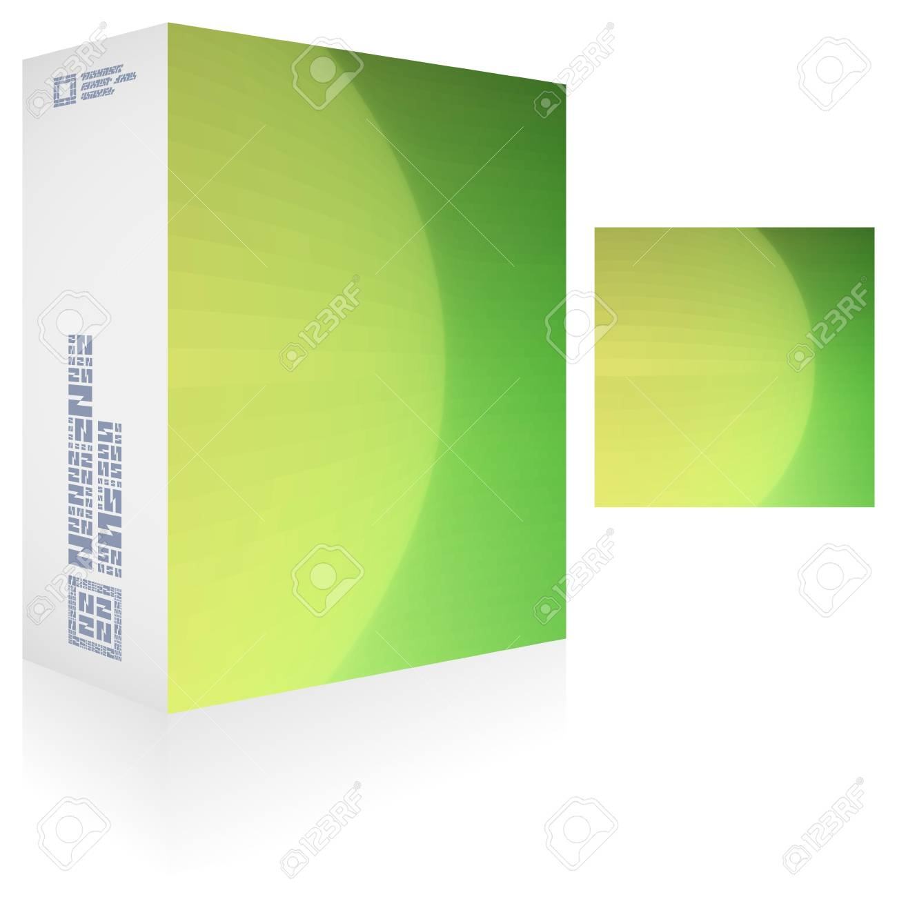 Packaging box Stock Vector - 18395525