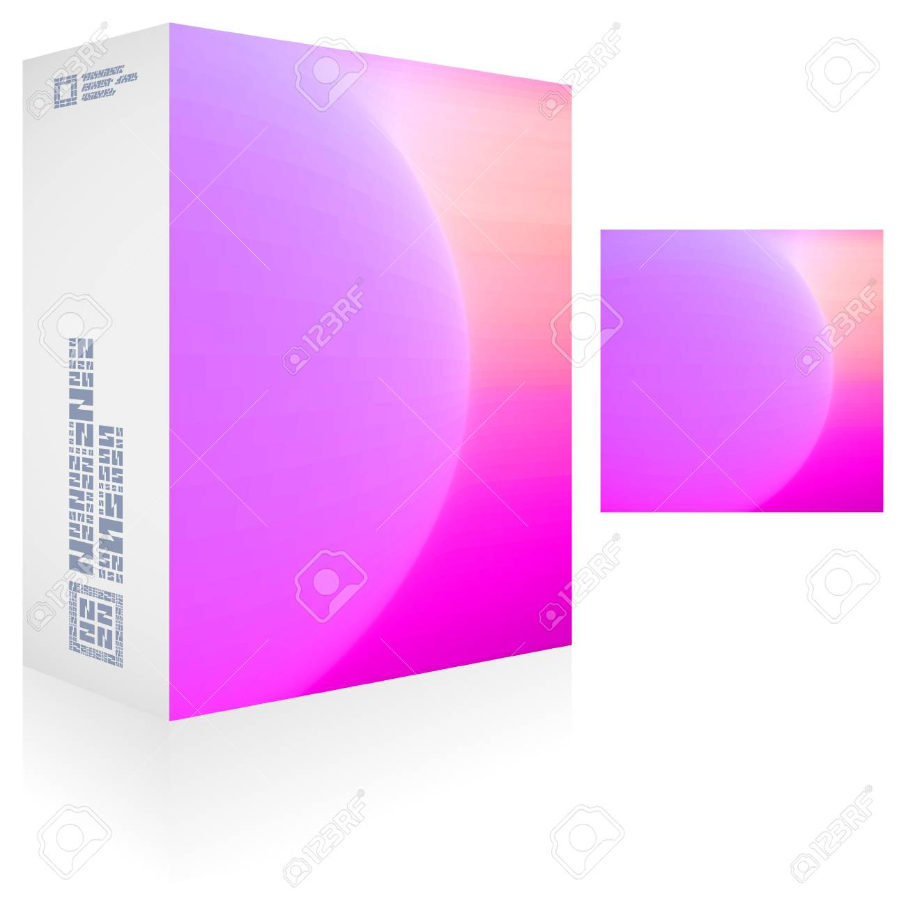 Packaging box Stock Vector - 18395616