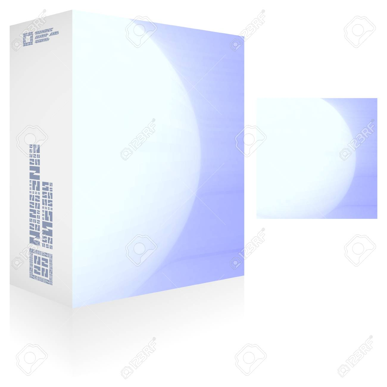 Packaging box Stock Vector - 18395591