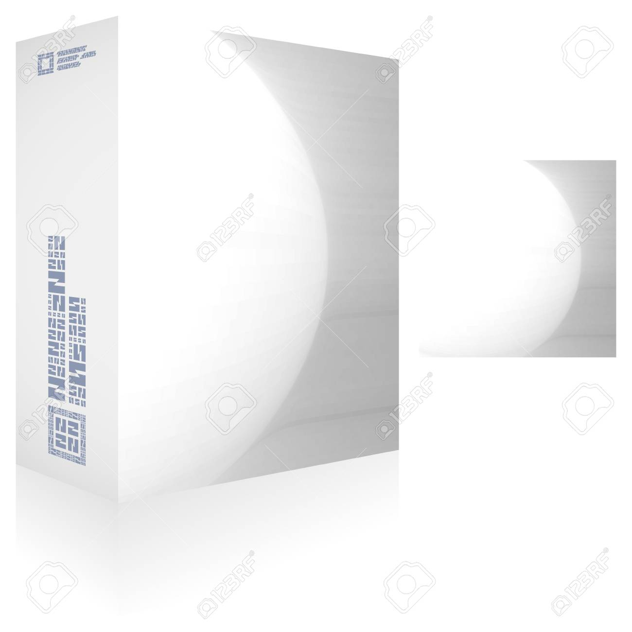 Packaging box Stock Vector - 17503547