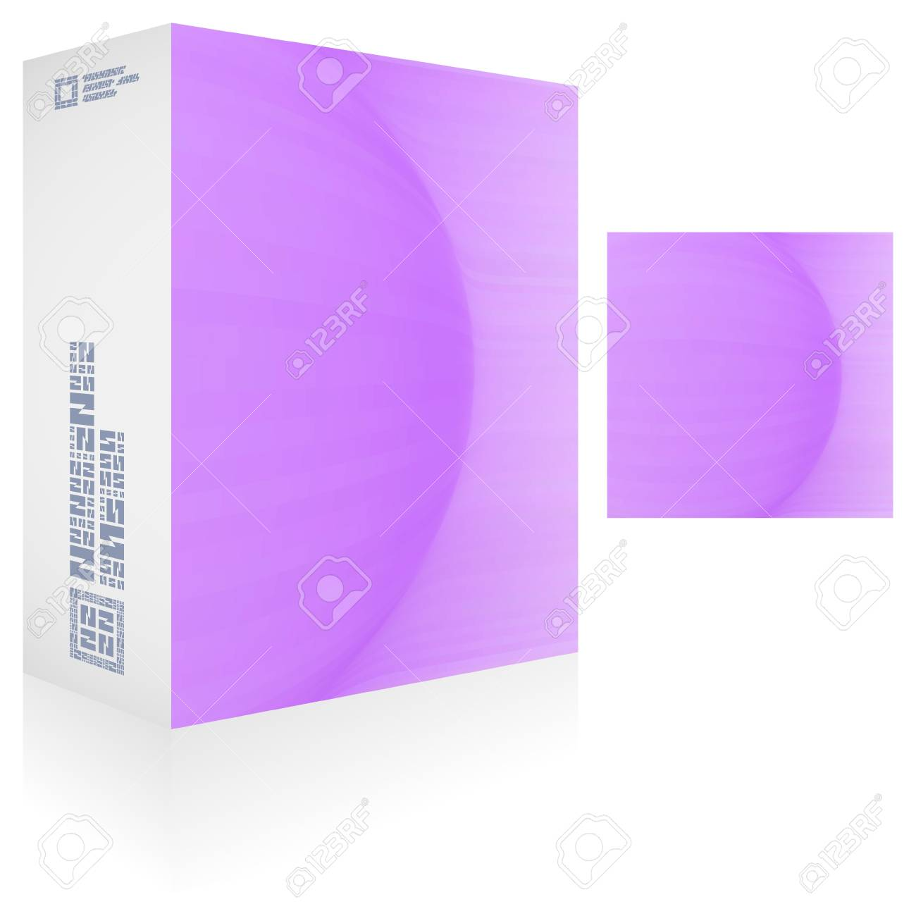 Packaging box Stock Vector - 17443797