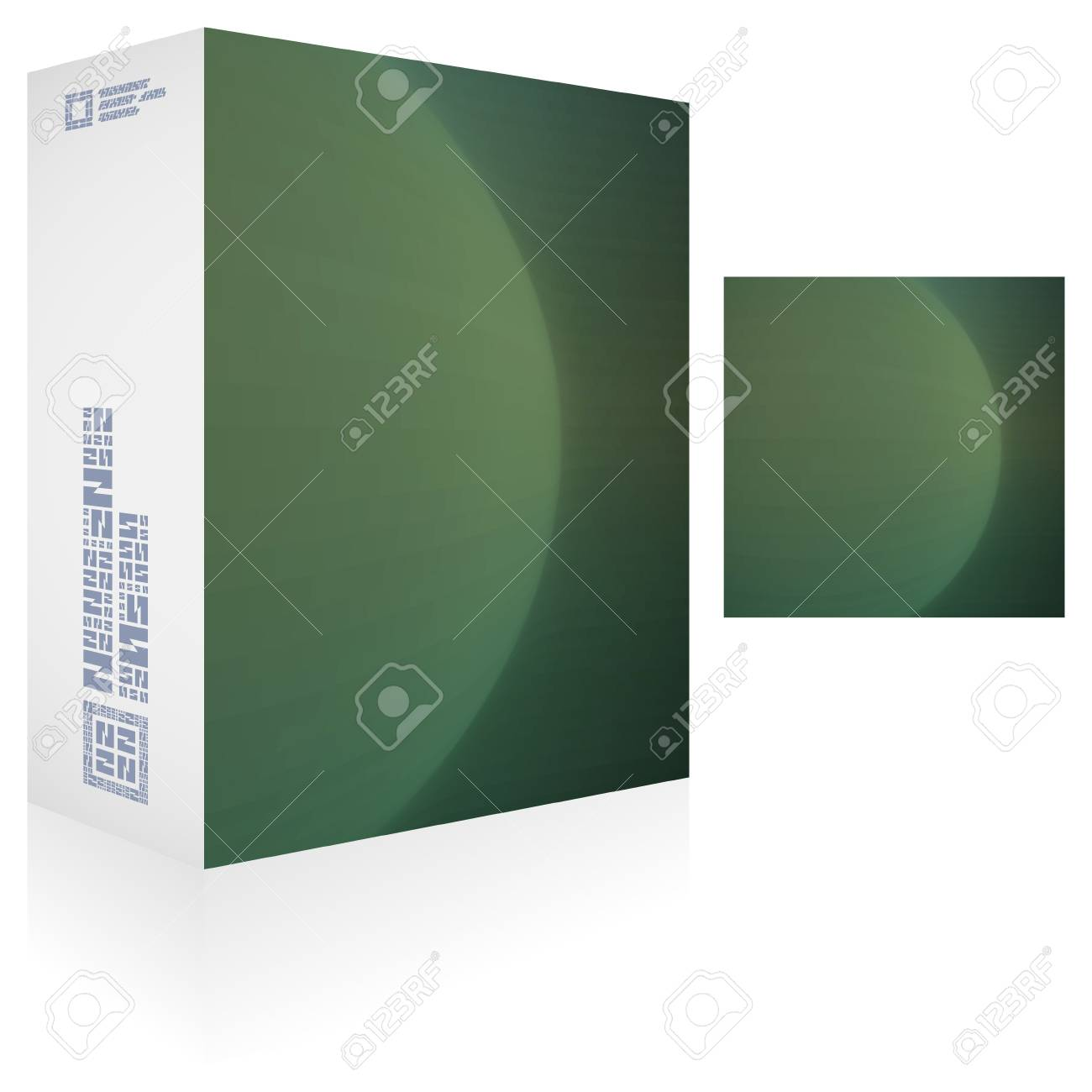 Packaging box Stock Vector - 17443798